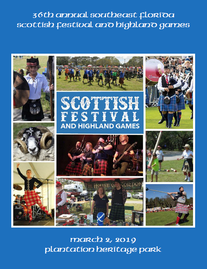 Scottish Festival 2020.Scottish American Society Of South Florida Home